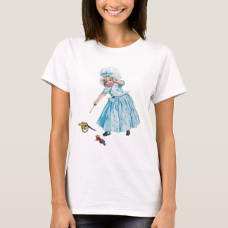 Doll Pitcher T-Shirt