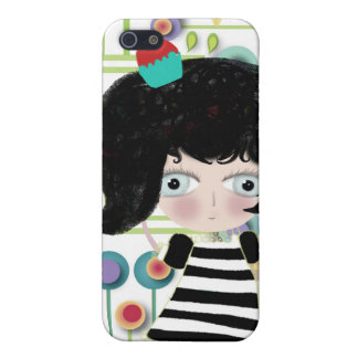 Doll Poppies Iphone 4 Case