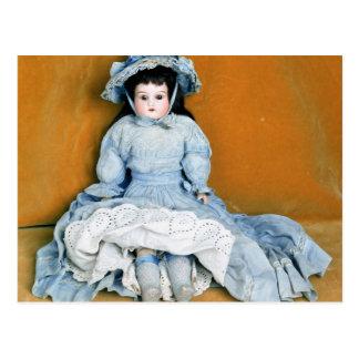 Doll Postcard