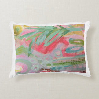 """Doll Whiskers™ Courtyard Collection - """"Elaine"""" Accent Pillow"""