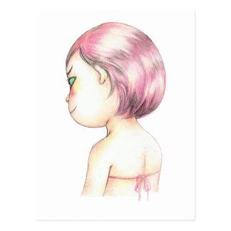 """Doll"" Yan Wei | 闫威 Postcard"