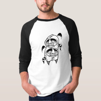 DOLLA DOUBLE TROUBLE CREEP JERSEY T-Shirt