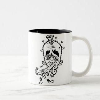 DOLLA hangover coffee mug