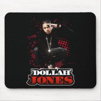 Dollah Jones Mouse Pad
