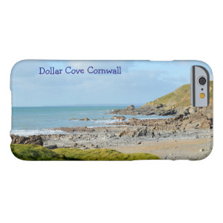 Dollar Cove Cornwall England Poldark Location Barely There iPhone 6 Case