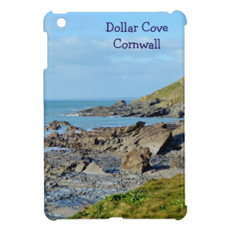 Dollar Cove Cornwall England Poldark Location iPad Mini Case
