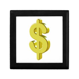 dollar gift box