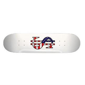dollar is my king custom skateboard
