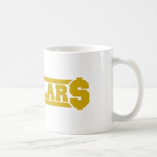 Dollar Classic White Coffee Mug