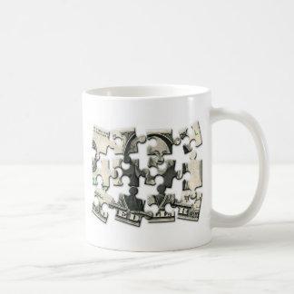Dollar Puzzle Coffee Mug