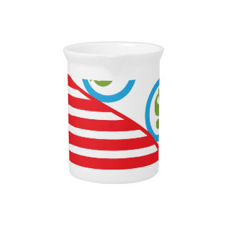 Dollar Roll Drink Pitcher