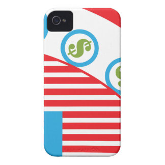 Dollar Roll iPhone 4 Covers