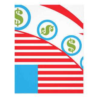 Dollar Roll Letterhead