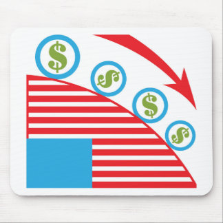 Dollar Roll Mouse Pad