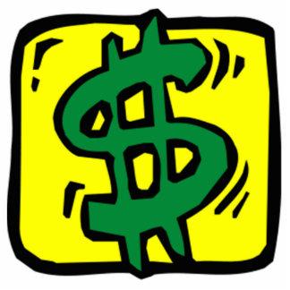 Dollar Sign Cutout
