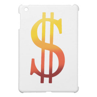 Dollar Sign in Color Cover For The iPad Mini