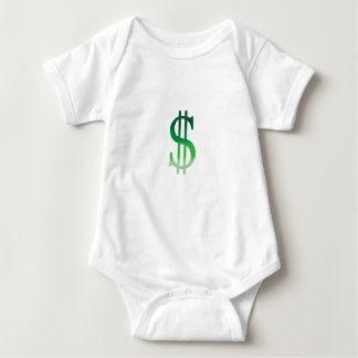Dollar Sign in Color Tees