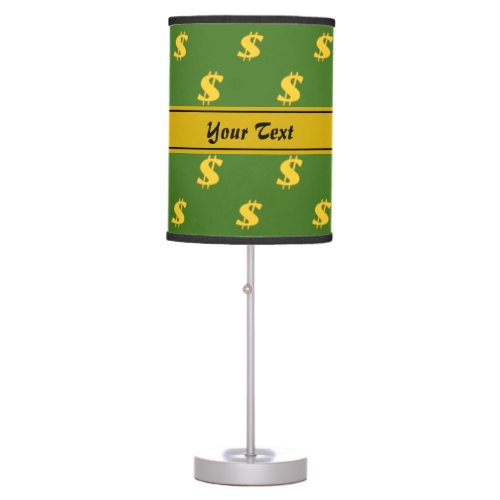 Dollar sign pattern Lamp