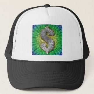 Dollar Sign Pop Art Trucker Hat