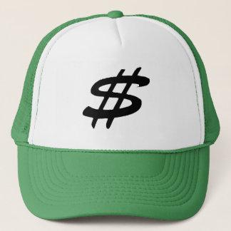 Dollar sign-Trucker Hat