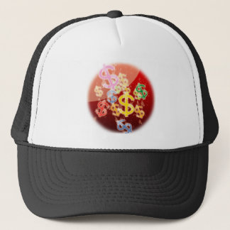 Dollar Trucker Hat