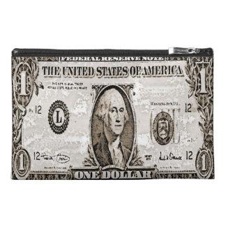 dollar,united states travel accessory bag