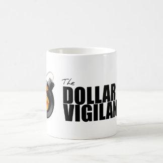 Dollar Vigilante Mug W/Logo Taza Clásica