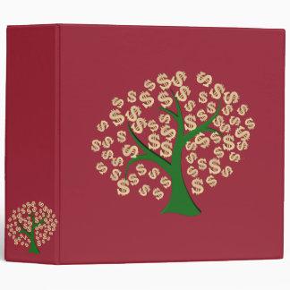 Dollars tree binder
