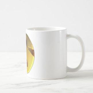 DOLLARWHEEL CLASSIC WHITE COFFEE MUG