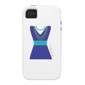 Dolled Up iPhone 4 Cover
