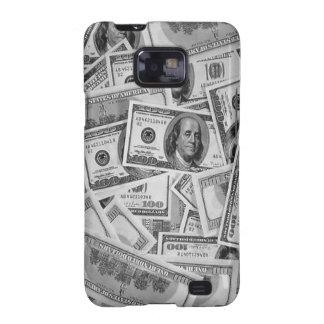 doller bills money stacks cash cents galaxy SII case