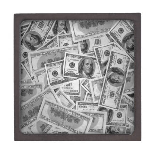 doller bills money stacks cash cents premium keepsake boxes