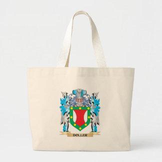 Doller Coat of Arms - Family Crest Bag