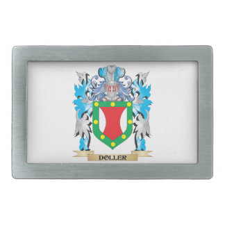 Doller Coat of Arms - Family Crest Belt Buckle