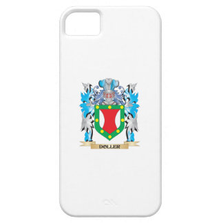 Doller Coat of Arms - Family Crest iPhone 5 Cases
