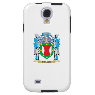 Doller Coat of Arms - Family Crest Galaxy S4 Case