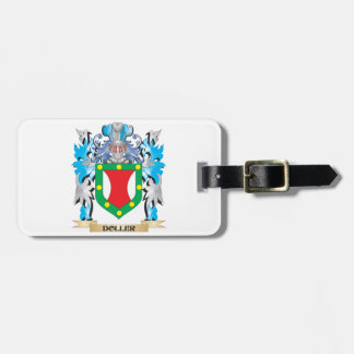 Doller Coat of Arms - Family Crest Bag Tag