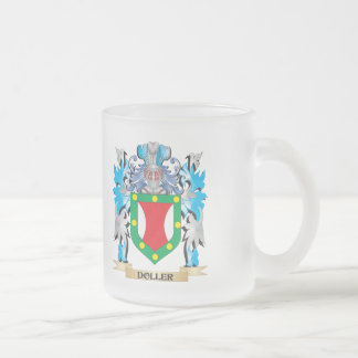 Doller Coat of Arms - Family Crest Coffee Mugs