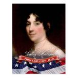 Dolley Madison, primera señora de los E.E.U.U. Postal