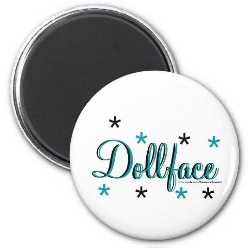 Dollface Magnet