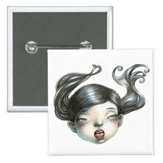 Dollface Yan Wei | 闫威 Pinback Buttons