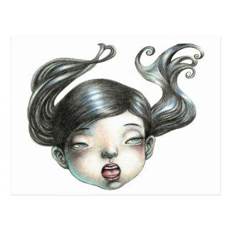 Dollface Yan Wei | 闫威 Postcard