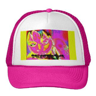 dollfaceflash, AWESTRUCK Trucker Hat