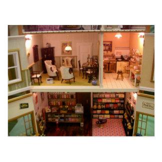 Dollhouse Postcard