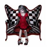 Dollhouse Statue Photo Cut Out