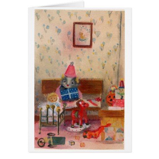 DollhouseMousePrintFullSize Felicitación