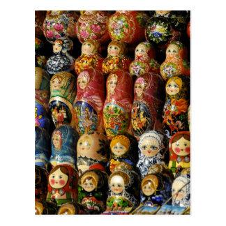 Dolls Postcard