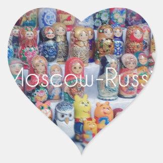 dolls_russia heart sticker
