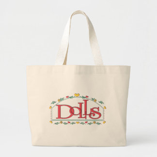 Dolls Tote Bags