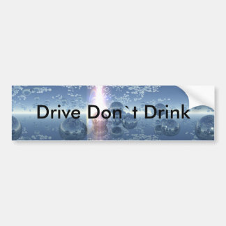 dolly1055395582, Drive Don`t Drink Car Bumper Sticker